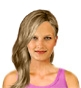 Hairstyle [2246] - everyday woman, medium hair wavy