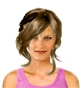 Hairstyle [7198] - party and glamorous