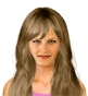 Hairstyle [8385] - everyday woman, long hair straight