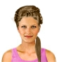 Hairstyle [9729] - wedding, bridal