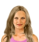 Hairstyle [8589] - everyday woman, long hair straight