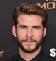 Hairstyle [10979] - Liam Hemsworth, medium hair straight