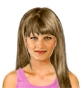 Hairstyle [2476] - everyday woman, long hair straight