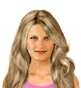 Hairstyle [1832] - everyday woman, long hair wavy