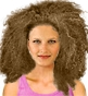 Hairstyle [8494] - everyday woman, long hair curly