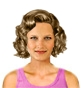 Hairstyle [5748] - everyday woman, medium hair curly