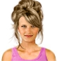 Hairstyle [3555] - wedding, bridal