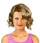 Hairstyle [8686] - everyday woman, medium hair straight
