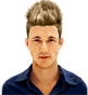 Hairstyle [6790] - man hairstyle, short hair straight