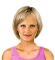 Hairstyle [2376] - everyday woman, short hair straight