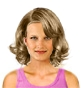 Hairstyle [2209] - everyday woman, medium hair wavy