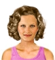 Hairstyle [2293] - everyday woman, short hair curly