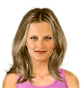 Hairstyle [2078] - everyday woman, medium hair wavy