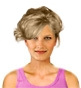 Hairstyle [1396] - everyday woman, short hair wavy
