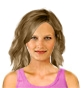 Hairstyle [8554] - everyday woman, medium hair straight