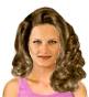 Hairstyle [8593] - everyday woman, long hair wavy