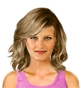 Hairstyle [8768] - everyday woman, medium hair straight