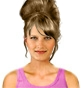 Hairstyle [6058] - party and glamorous