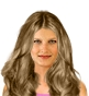 Hairstyle [6126] - everyday woman, long hair wavy