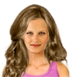 Hairstyle [2502] - everyday woman, long hair wavy