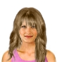 Hairstyle [5181] - everyday woman, long hair straight