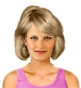 Hairstyle [2175] - everyday woman, short hair wavy