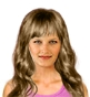 Hairstyle [2079] - everyday woman, long hair wavy