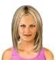 Hairstyle [2033] - everyday woman, medium hair straight