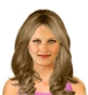 Hairstyle [8556] - everyday woman, long hair straight