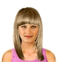 Hairstyle [1515] - everyday woman, medium hair straight