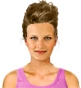 Hairstyle [8669] - everyday woman, short hair straight