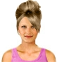Hairstyle [696] - party and glamorous
