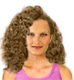 Hairstyle [5182] - everyday woman, long hair curly
