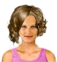 Hairstyle [2176] - everyday woman, medium hair wavy