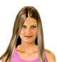 Hairstyle [5821] - everyday woman, long hair straight