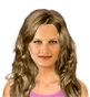 Hairstyle [2080] - everyday woman, long hair wavy