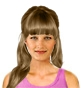 Hairstyle [8671] - everyday woman, long hair straight