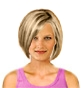 Hairstyle [1541] - everyday woman, medium hair straight