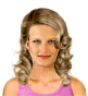 Hairstyle [2595] - party and glamorous