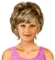 Hairstyle [2177] - everyday woman, short hair wavy