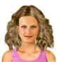 Hairstyle [8461] - everyday woman, long hair wavy