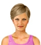 Hairstyle [8363] - everyday woman, short hair straight
