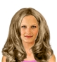 Hairstyle [1758] - everyday woman, long hair wavy