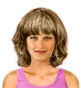 Hairstyle [1716] - everyday woman, medium hair wavy