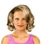 Hairstyle [1578] - everyday woman, medium hair wavy
