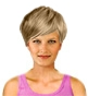 Hairstyle [8694] - everyday woman, short hair straight