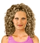 Hairstyle [1640] - everyday woman, long hair curly