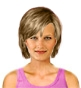 Hairstyle [2178] - everyday woman, short hair straight