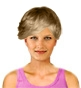 Hairstyle [8427] - everyday woman, short hair straight