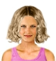 Hairstyle [9895] - everyday woman, medium hair wavy